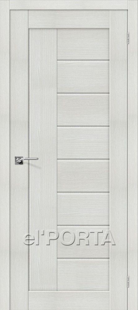 Межкомнатная дверь ПОРТА Х-26 Bianco Veralinga