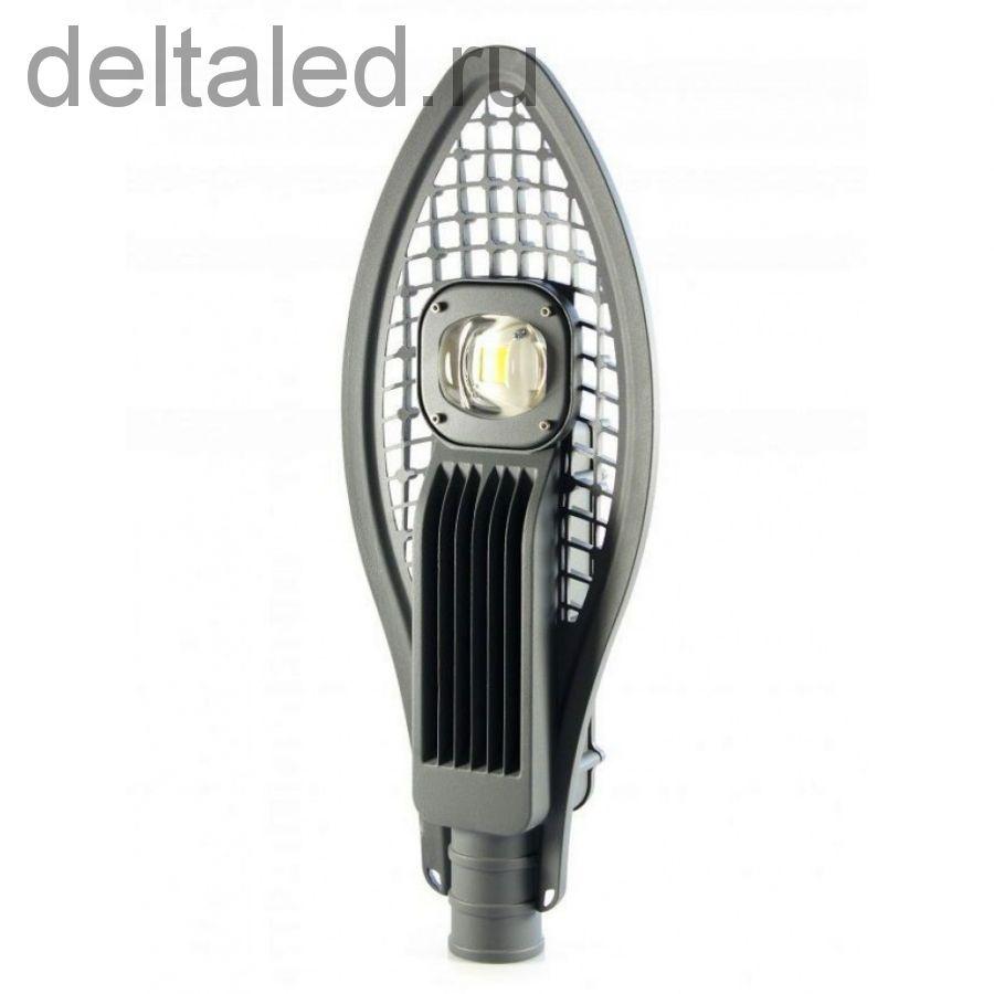 Уличный светодиодный светильник Дельта-50 Кобра 50Вт, 6000 лм