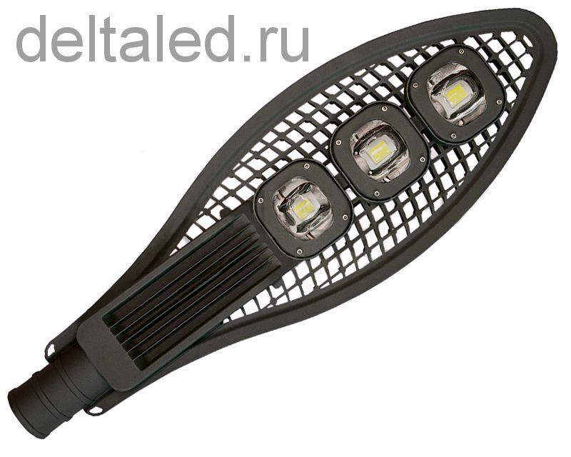 Уличный светодиодный светильник Дельта-150 Кобра 150Вт, 18000 лм