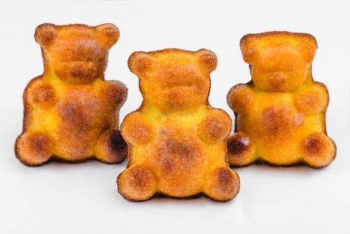Кекс Винни-Пух,  Ванюшкины сладости 1,5 кг