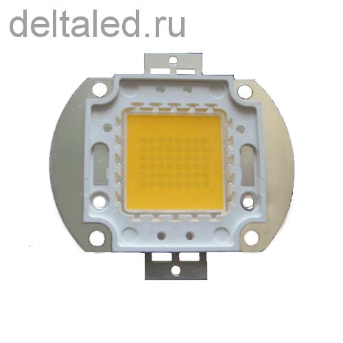 Светодиодная матрица с кристалами  Epistar 50W 30 мил