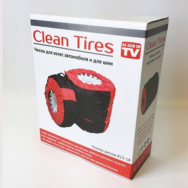Чехлы для хранения колес Clean Tires