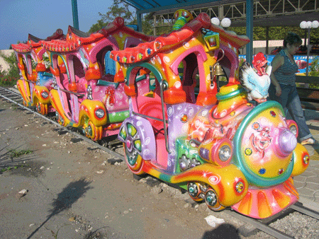 Сказочный поезд