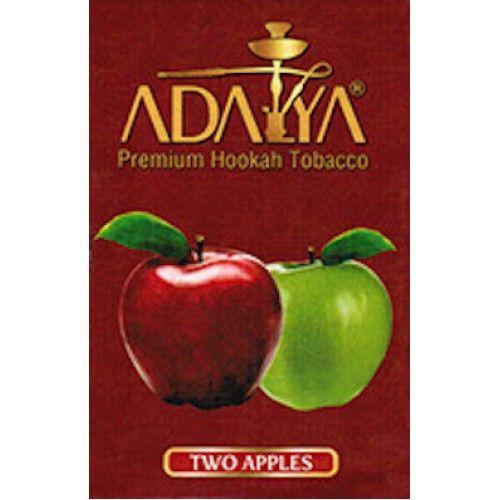 Табак для кальяна Adalya Two Apples (Двойное яблоко)