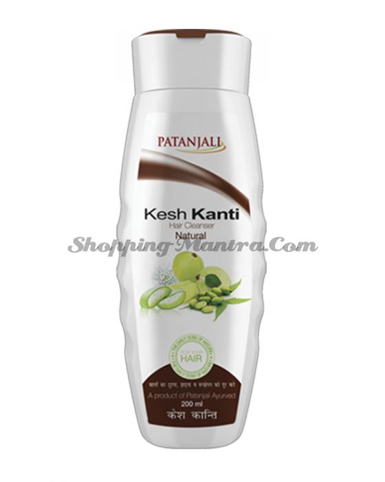 Питательный аюрведический шампунь Кеш Канти Патанджали   Divya Patanjali Kesh Kanti Natural Shampoo