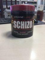 Предтренировочный комплекс SCHIZO 30 порций (InsaneLabz).