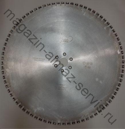 Алмазный диск T LASER TURBO ⌀ 1000 мм. для стенорезных машин HILTI 20-32 кВт