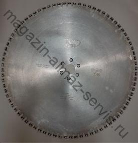 Алмазный диск T LASER TURBO ⌀ 1600 мм. для стенорезных машин HILTI 20-32 кВт