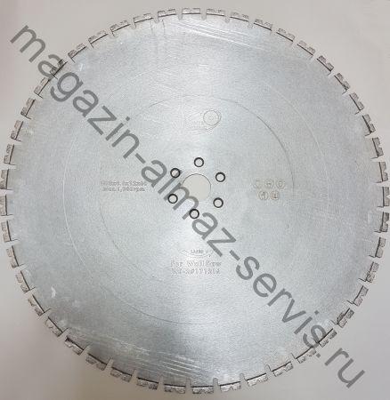 Алмазный диск LASER STANDART ⌀ 800 мм. для стенорезных машин HILTI 20-32 кВт
