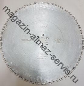 Алмазный диск LASER STANDART ⌀ 1800 мм. для стенорезных машин HILTI 20-32 кВт