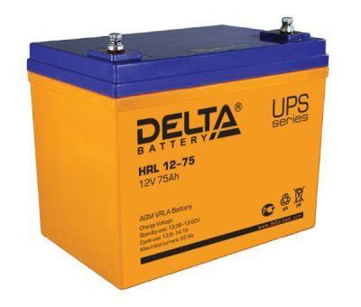 Delta HRL 12-75