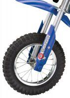 Электро-минибайк MX350, синий