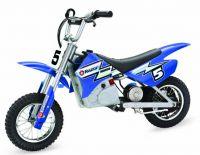Электро-минибайк MX350, синий купить