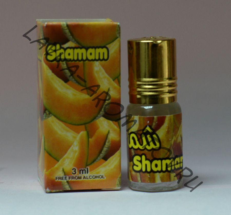 Миск Shamam 3 мл упаковка 12 шт. 45 руб/шт