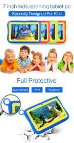 """Детский планшет PC 7 """", 8 ГБ Wi-Fi Bluetooth + СИЛИКОНОВЫЙ ЧЕХОЛ В ПОДАРОК!!!"""