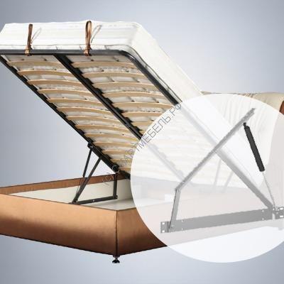 Механизм подъема кровати 559 (36°) с газлифтами 800N