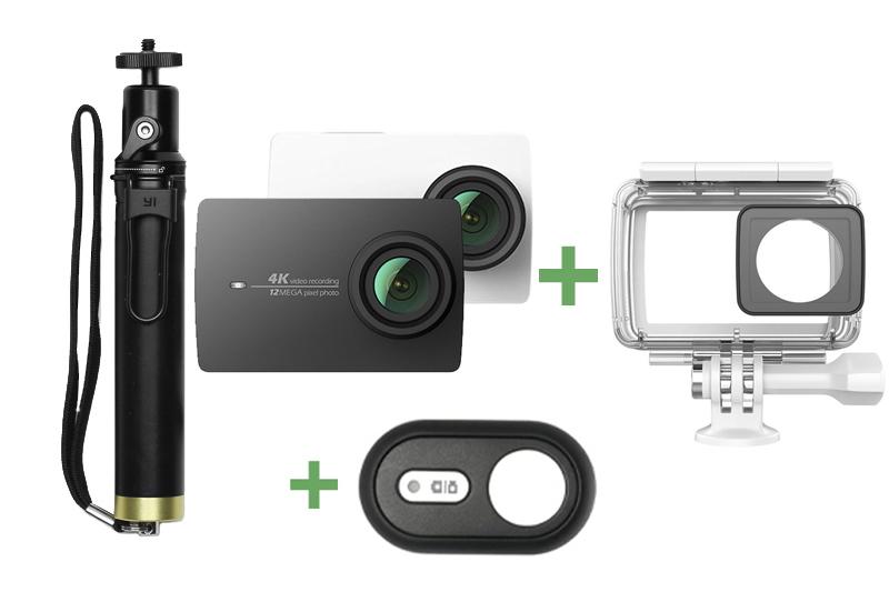 Экшн-камера Xiaomi Yi 4k Extreme Edition