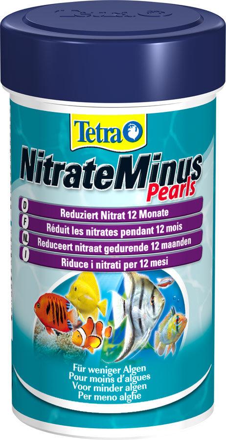Tetra Nitrate Minus Pearls гранулы для снижения содержания нитратов (12 месяцев) 100 мл