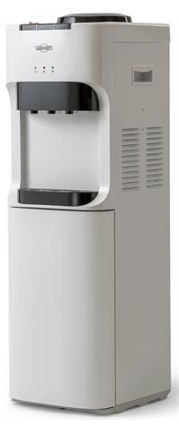 Кулер для воды VATTEN V45WKB