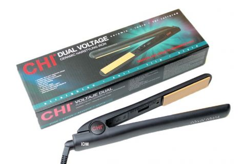 Керамические щипцы CHI DualVoltage