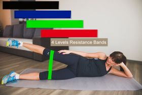 """Резинки для фитнеса, набор, """"Mini Bands"""""""
