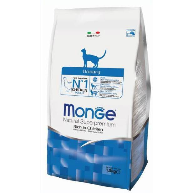 Монж для кошек профилактика МКБ 1,5 кг