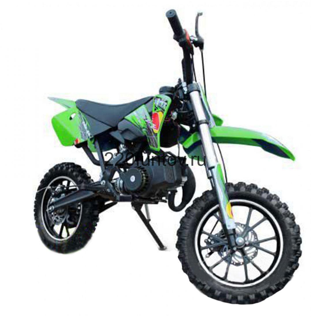 Мини кросс бензиновый Motax 50cc электростартер