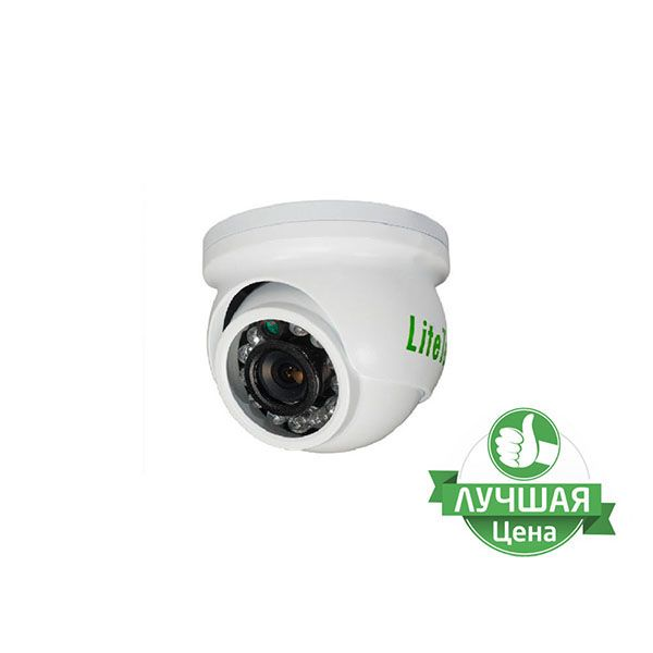LiteTec LDV-673SS10 видеокамера 700 ТВЛ