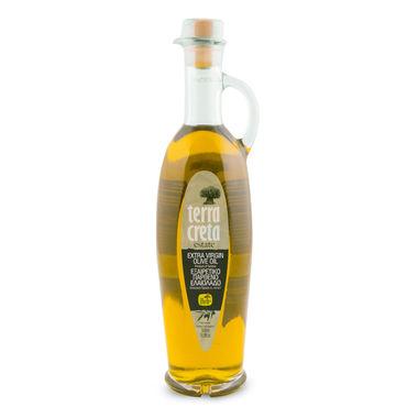 Оливковое масло Terra Creta - 500 мл экстра вирджин в амфоре