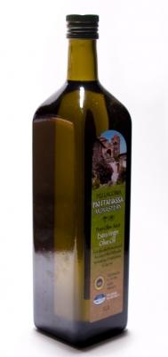 Оливковое масло монастырское Laconia Pantanassa Monastery - 1 л экстра вирджин