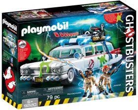 """Набор playmobil 9220 """"Автомобиль Экто-1"""""""