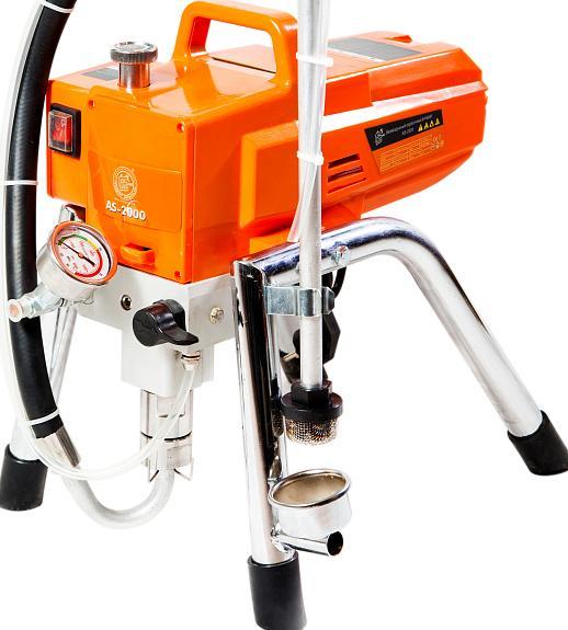 ASPRO-2000® Окрасочный аппарат (агрегат)