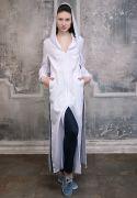 длинное платье-туника