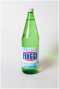 FIUGGI 1л минеральная вода БЕЗ газа