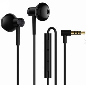 Наушники с гарнитурой Xiaomi Mi Dual-Unit In-Ear Black