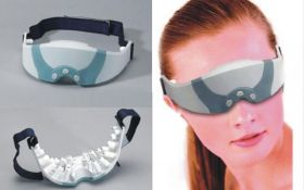 Магнито-акупунктурный массажеры для глаз. В подарок маска для глаз