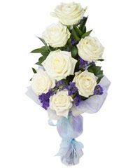Букет для мужчины из роз «Эльбрус»