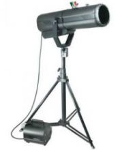 Аренда прибора следящего света (аренда световой пушки) Moon HMI 1200