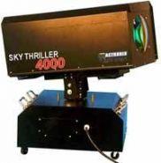 Аренда зенитного прожектора Reflektor SKY THRILLER-2500(4000) Actronix Light Sistem