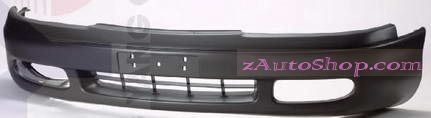 Mazda 626 (92-97) бампер передний