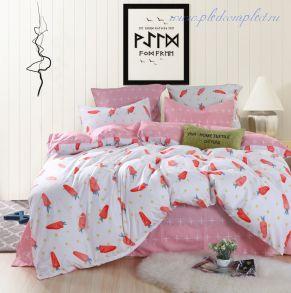 Комплект постельного белья 4 наволочки (серия модное)