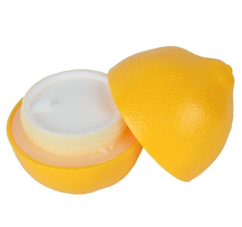 Крем для рук с соком лимона Wokali Lemon