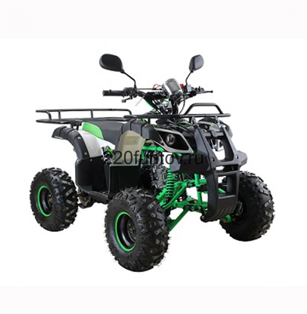 MOTAX ATV Grizlik 7 NEW 125 cc Квадроцикл бензиновый