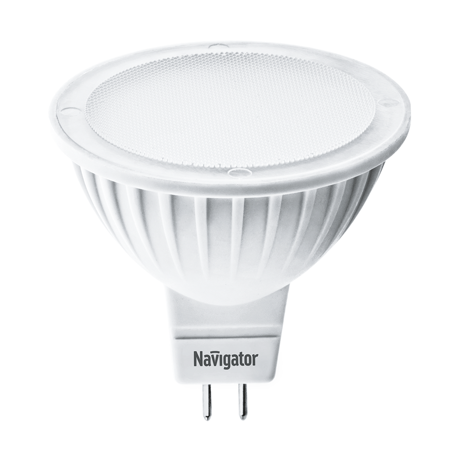 Лампа GU5.3 светодиодная 3 Вт. Navigator