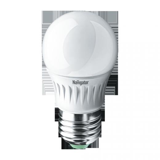 Лампа G45 светодиодная 5 Вт. FR Navigator Е27