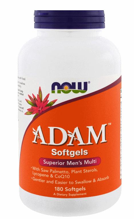 ADAM мужской поливитамин 180 капс
