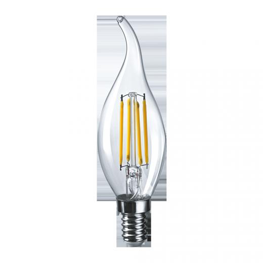 Лампа F-FC35 светодиодная 6 Вт. CL Navigator Е14