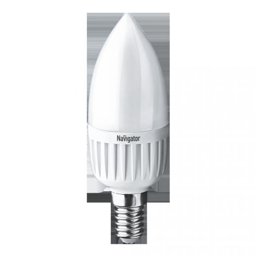 Лампа C37 светодиодная 5 Вт. FR Navigator Е14