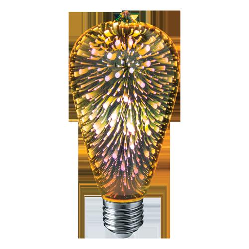 Декоративная светодиодная лампа 4 Вт. Navigator ST64