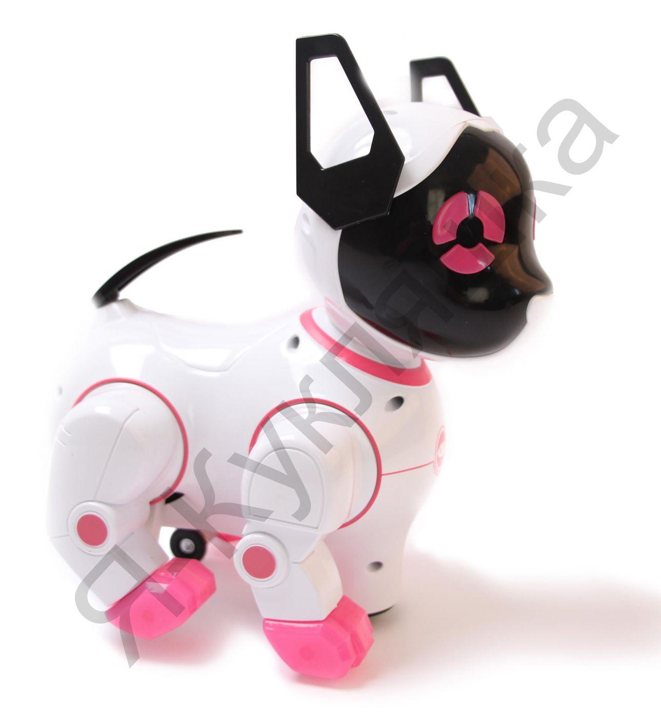 Интерактивная собачка Defatoys Smart dancer